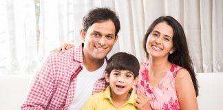 'All for One and One for All' Makes a Happy Family