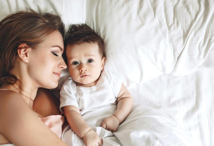 baby care by mummy that gives the real joy of motherhood