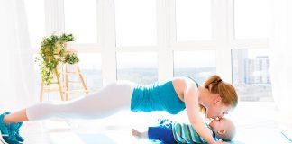 healthy lifestyle post pregnancy