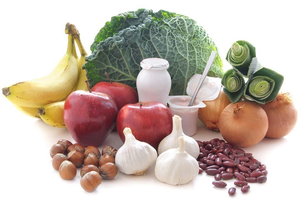 Foods rich in probiotics