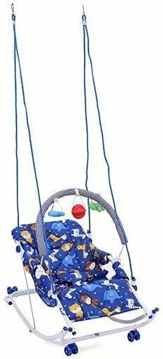 Natraj Rocko Swing With Toys