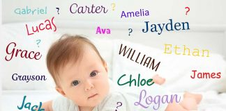 Planning and Brainstorming for Picking Our Baby's Name