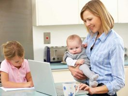 How Working Moms Can Deal With Stress