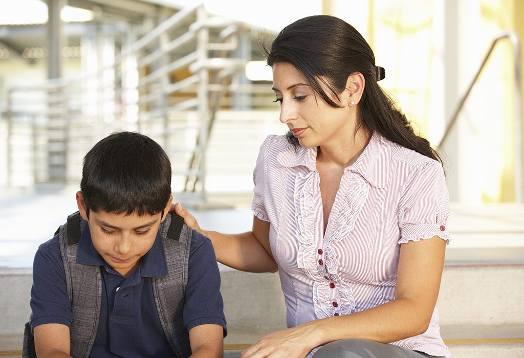 Let your child make mistakes and learn from them
