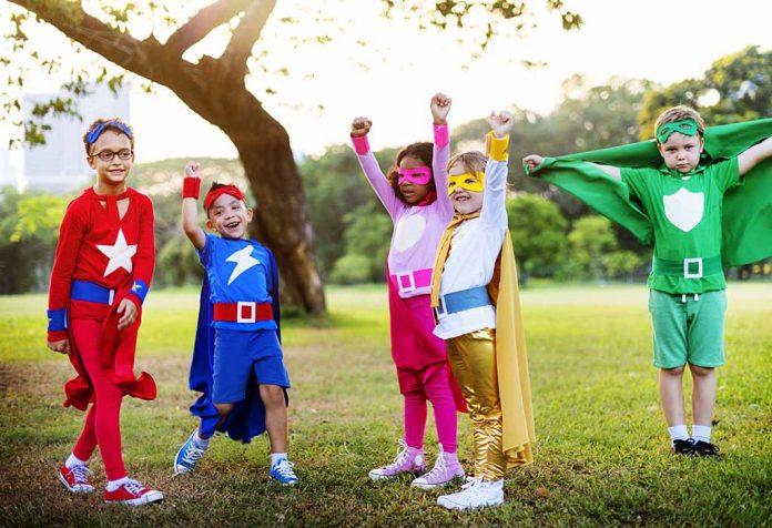 10 Fascinating Superhero Games for Kids