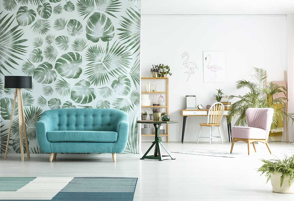 11 Extraordinary Wallpaper Designs For Your Home