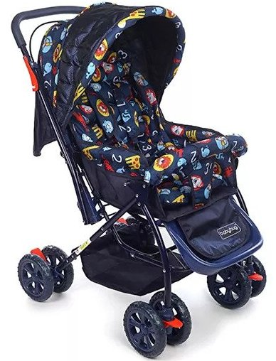 Baby Cosy Cosmo Stroller Animal Print