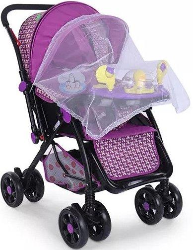 Fab n Funky Musical Baby Stroller