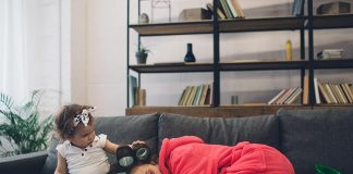 sleeping issues faced by mothers