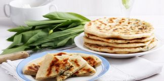 A Healthy Paratha Recipe for Toddlers