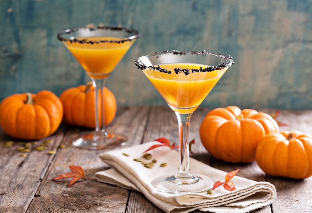 pumpkin vodka