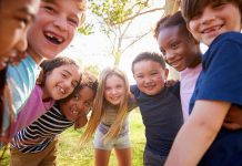 Beautiful Friendship Poems for Kids