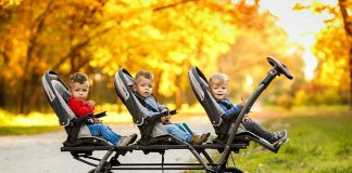 The Joys and Challenges of Raising Triplets
