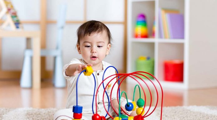 Things to Be Kept in Mind When Choosing Toys For Your Little One
