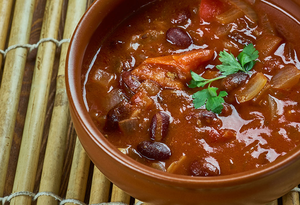 Kidney Bean (Rajma) Soup