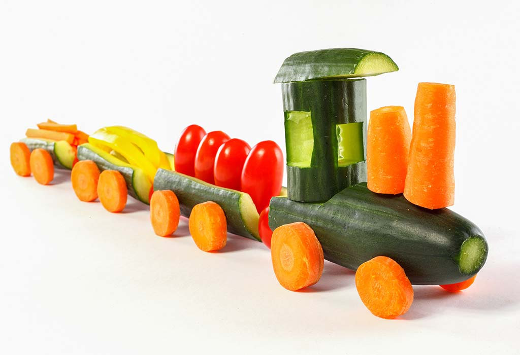 8 Fun Fruit And Vegetables Crafts Ideas For Kids