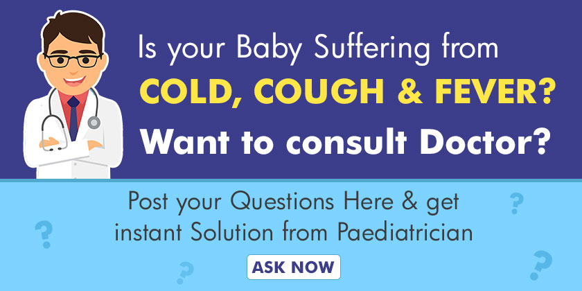 20 Effective Home Remedies For Cold Cough In Babies