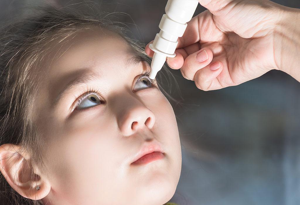 डोळ्यांचे अतिप्रमाणात मिचकवण्यावर उपचार