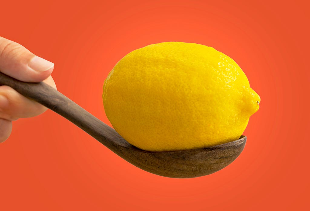 Lemon and Spoon