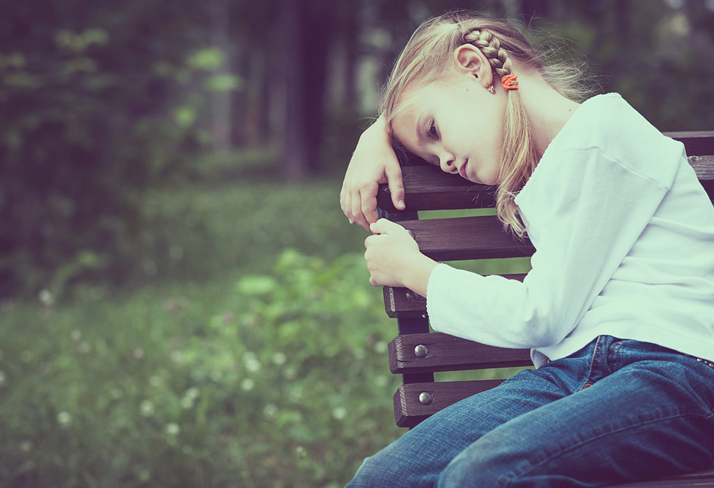 Depression - Impact of Bad Parenting on Your Child