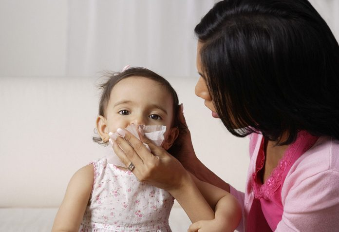 Home Remedies for Cold and Flu in Babies and Kids