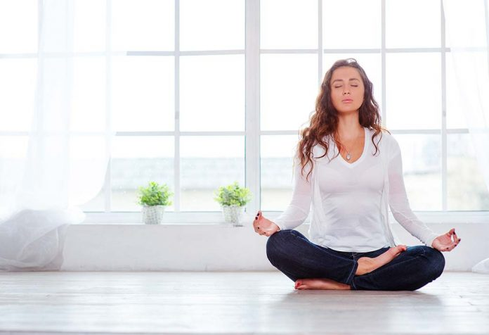 How Meditation Helped Me Heal After Delivery