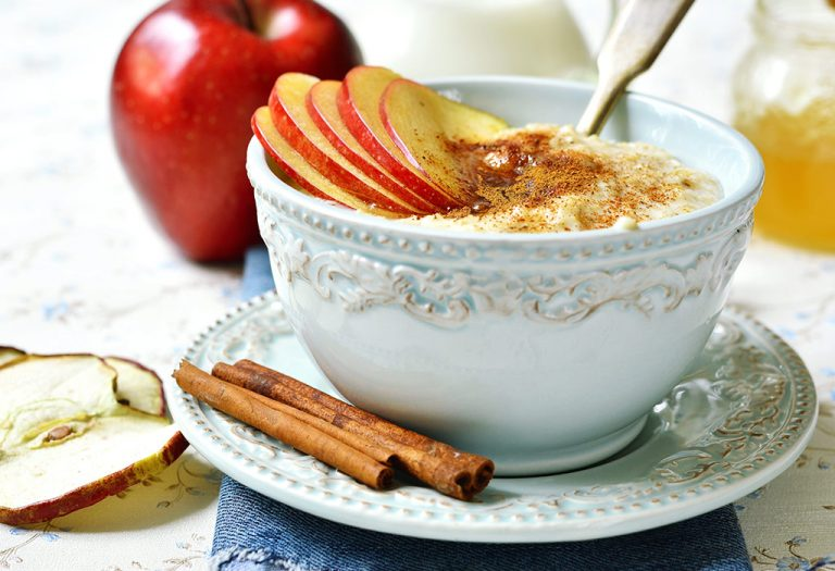 Ragi Apple Porridge