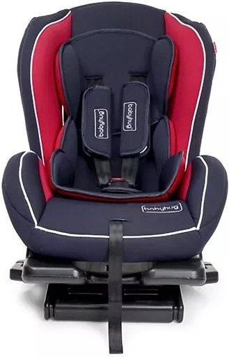 Babyhug Convertible Safe Journey Reclining Car Seat