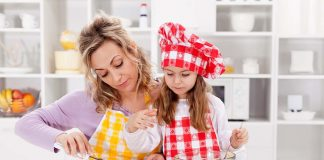 Baking Is So Much Fun With Kids