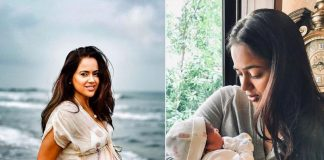 'The Stitches Hurt Like Mad' - Sameera Reddy Opens Up About Her C-Section Birth