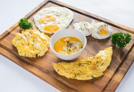 बच्चों के लिए अंडों के स्वस्थ व स्वादिस्ट रेसिपीस