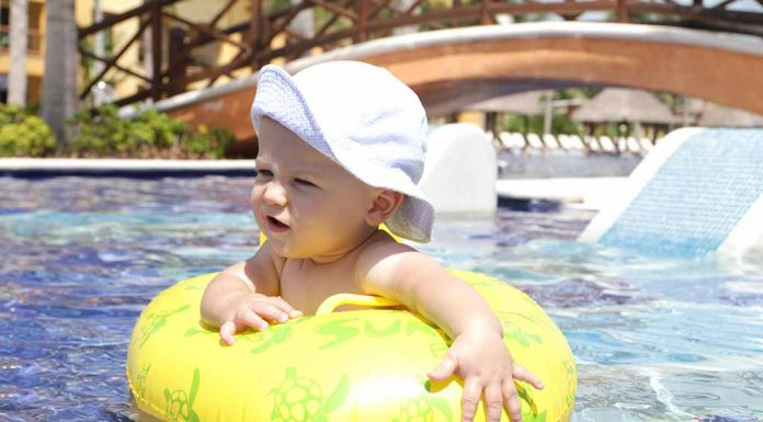 Take It From a Mom, Pool-Time With a Baby Has Never Been Easier