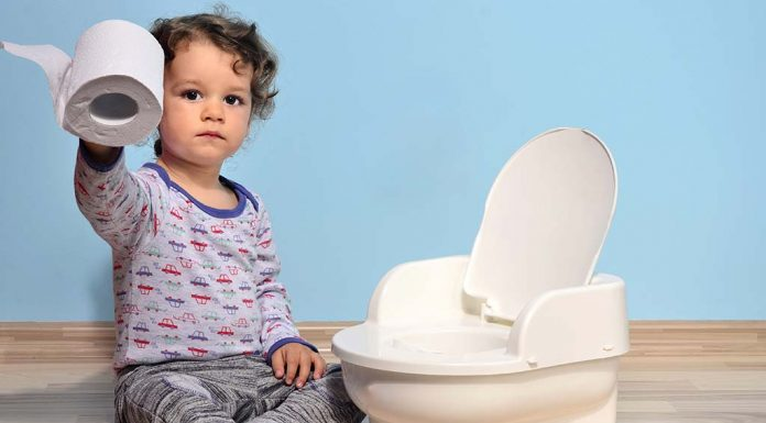 'Babies Grow up Really Fast' Really? Wait Until You Begin Toilet Training Them!