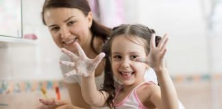 Why I Chose Paper Soap Over Sanitizer for My Child