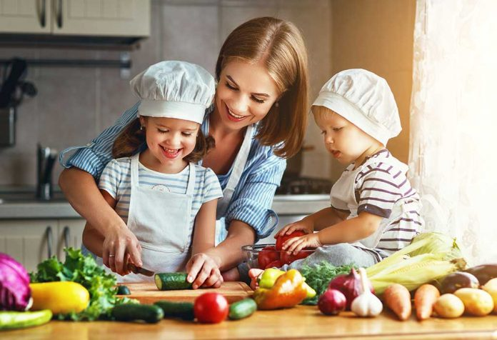 The Myth About Your Child's Nutrition: Following a Sensible Diet for Your Child's Well-Being