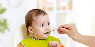 7 Month 4 Week Old Baby Food Chart