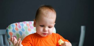 10 Month 3 Week Old Baby Food Chart