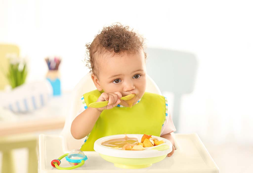 Diet Plan for 13 Month 4 Week Old Toddler