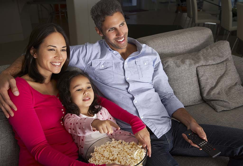 Wean your child off screen time