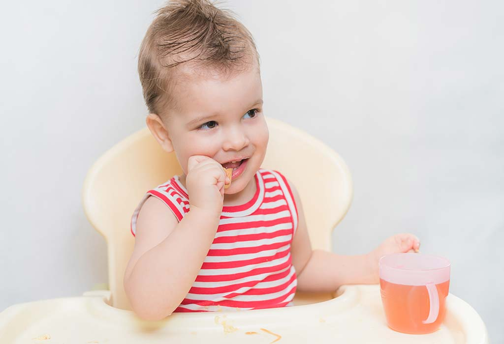 Diet Plan for 23 Month 3 Week Old Toddler