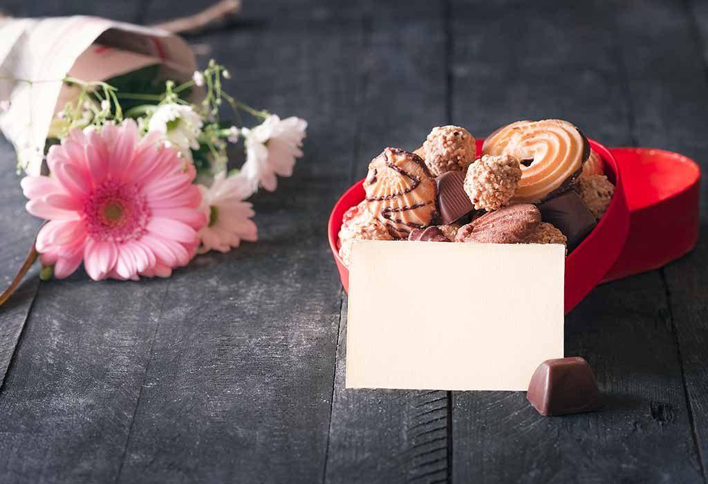 Cookie/ Chocolate Tin Wrap