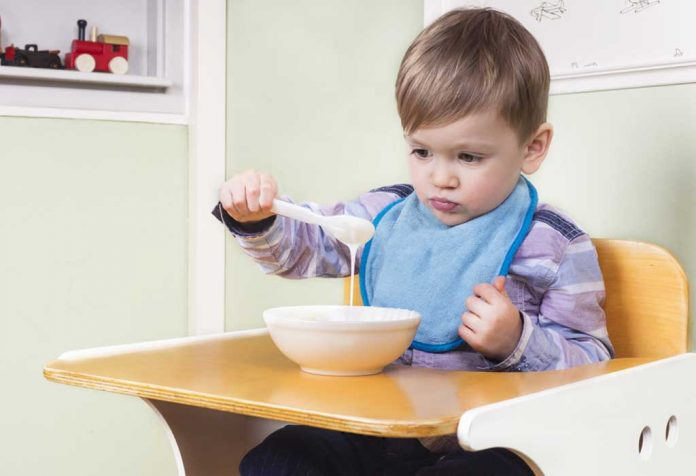Steps to Deal With a Fussy Eater