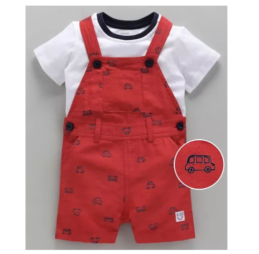 Dungarees for boys