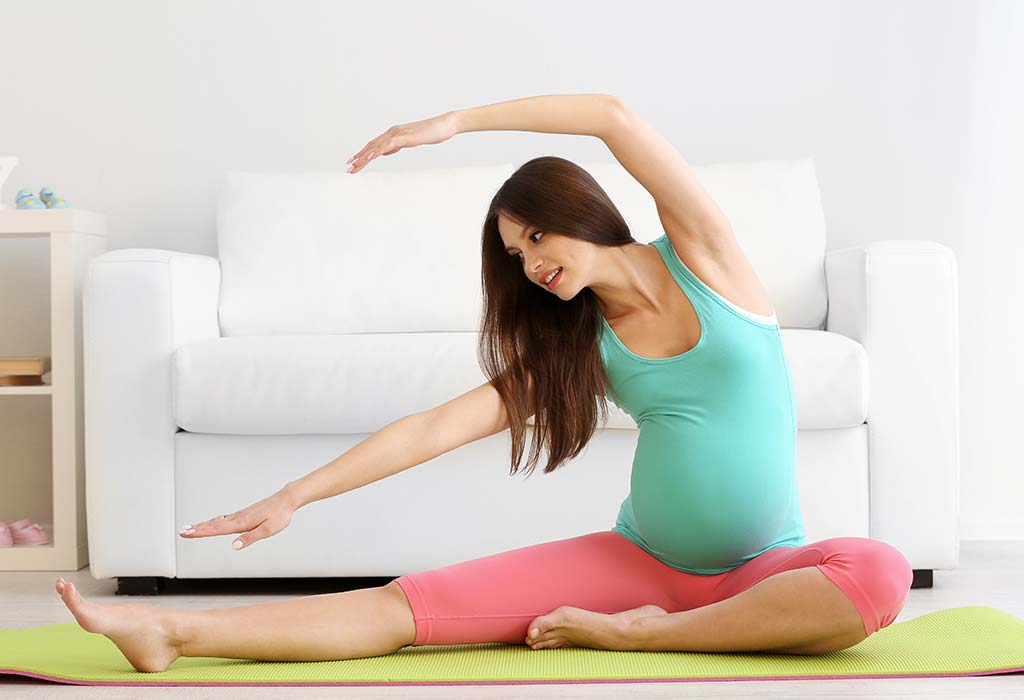 Exercise daily during pregnancy