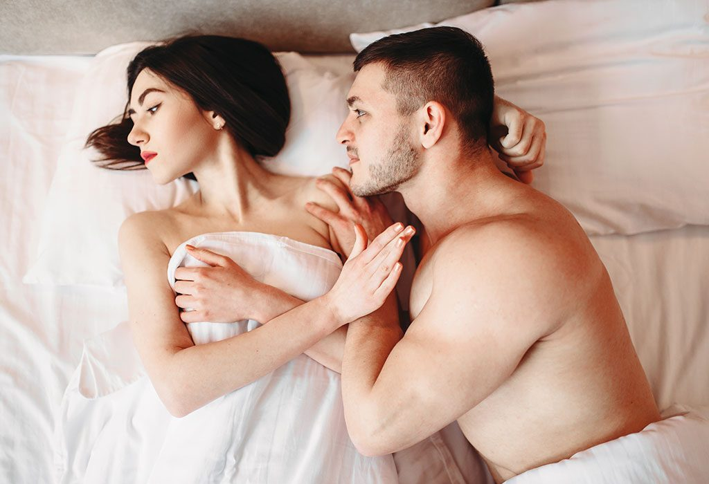 A couple not interested in sex