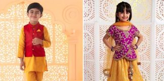 6 Outfits That Will Make Your Little Superstar Shine This Festive Season!