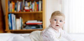 ५ महिन्यांच्या बाळाचे विकासाचे टप्पे