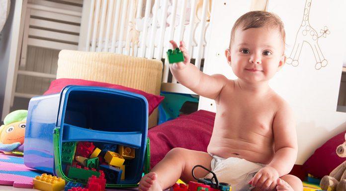 ७ महिन्यांच्या बाळाचे विकासाचे टप्पे