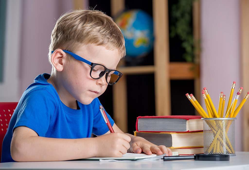 childwritingcarefully