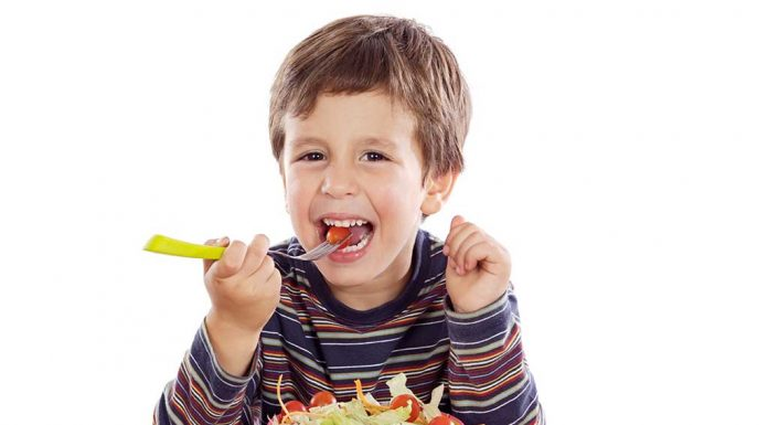 My Child is a Picky Eater But He Picks Healthy!